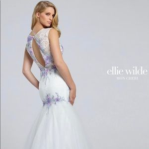 BEAUTIFUL 🌷🌷🌷brand new Ellie Wilde gown 💕